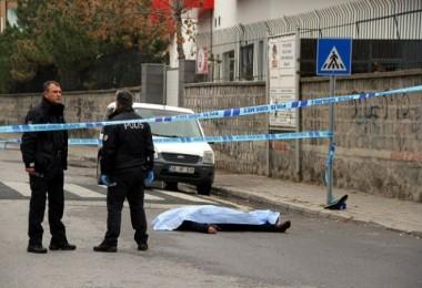 Kayseri'de kadın cinayeti